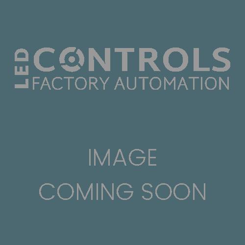 CEF25016F Partex FERRULE 25mm BLACK SINGLE (100)