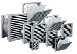 Pfannenberg PF 42.500 PF42.500 24V IP54 RAL7035 Filterlüfter unused//OVP