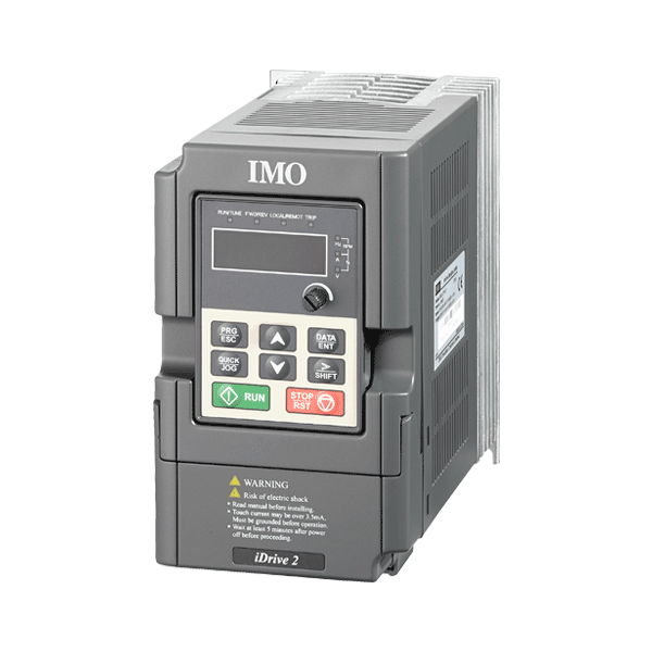 xkl-150-21 imo idrive2 inverter 1.5kw, 1phase, 200v, 7.5amp ip20