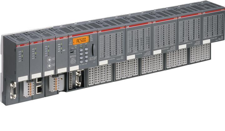 ABB AC500 RANGE